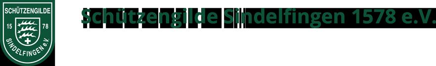 Schützengilde Sindelfingen 1578 e.V. Logo